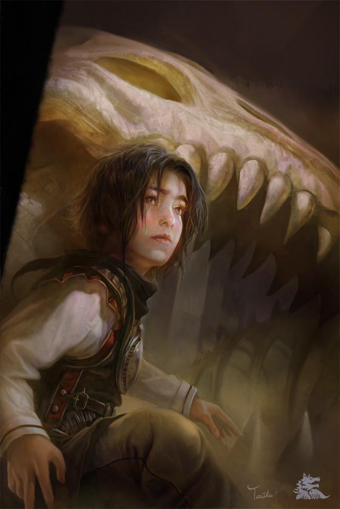 Arya Stark by TeiIku