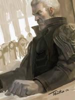 Tywin Lannister (Wip) by TeiIku