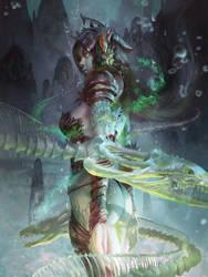 Sea Witch Advance version
