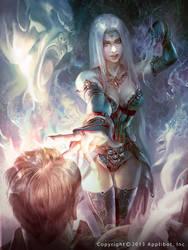 Sea Witch Regular version by TeiIku