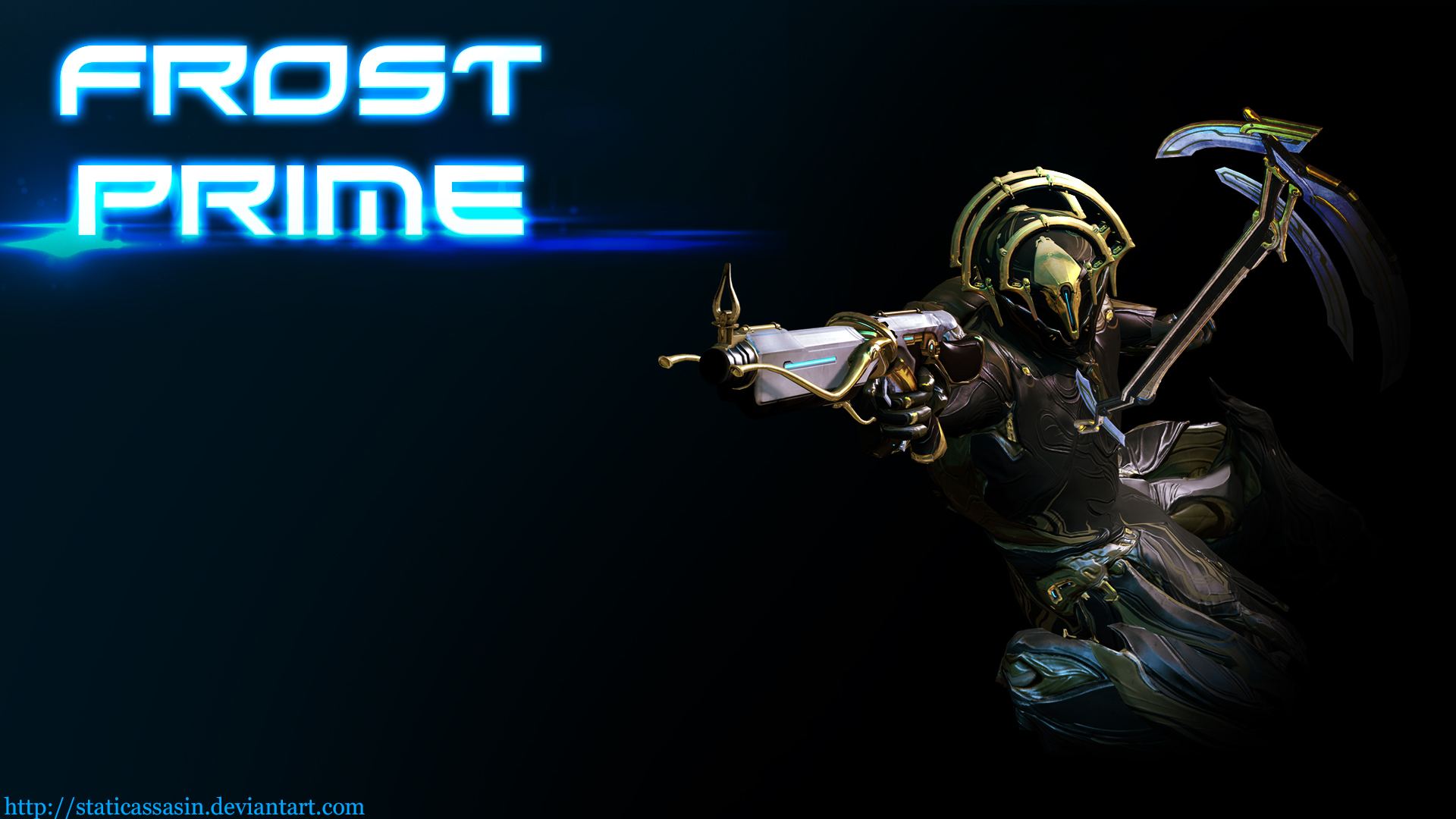 warframe frost prime how to get