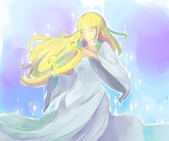 Skyward Sword: Zelda by PeteyXkid