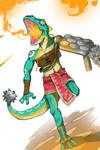 Lizalfos: Skyward Sword