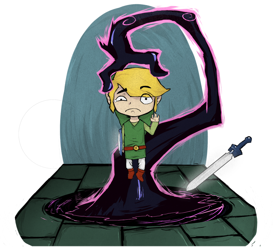 Wind Waker: Floor Master by PeteyXkid