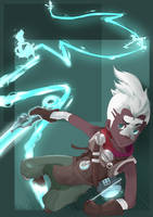Ekko by PeteyXkid