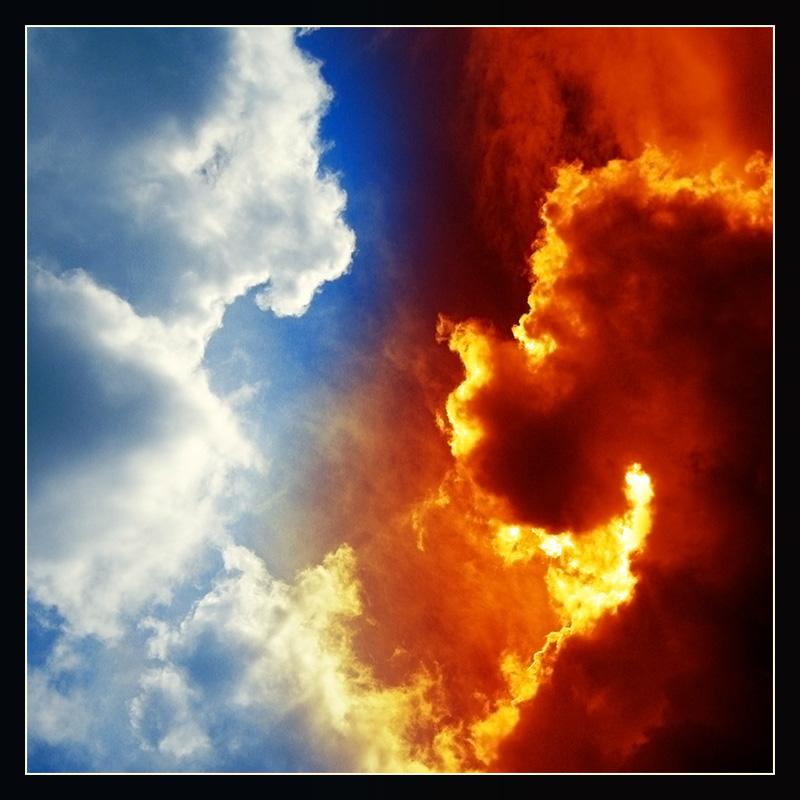 heaven vs hell art - photo #20