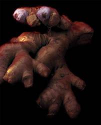 Terrifying Gingerman