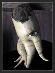 The Carrot Of Frankenstein by Mrichston