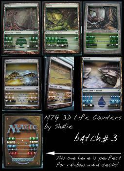 MTG Life Counter Batch #3