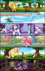 My Little Pony: Pet Appreciation