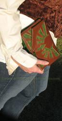 LoZ 3DS XL Belt Pouch by Shalie