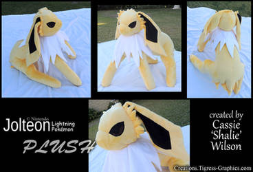 Pokeplush Jolteon