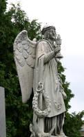 Stock: angel sculpture 07