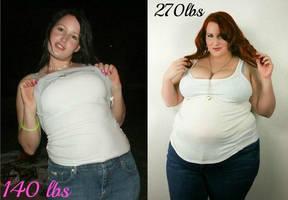 Eliza Got FAT by FGFan