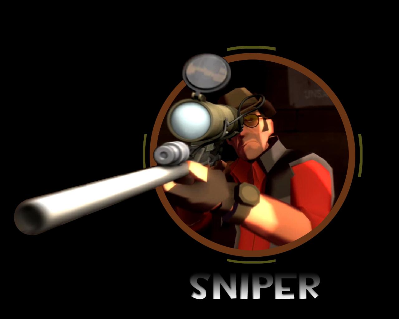 TF2 Sniper by The-Loiterer on DeviantArt