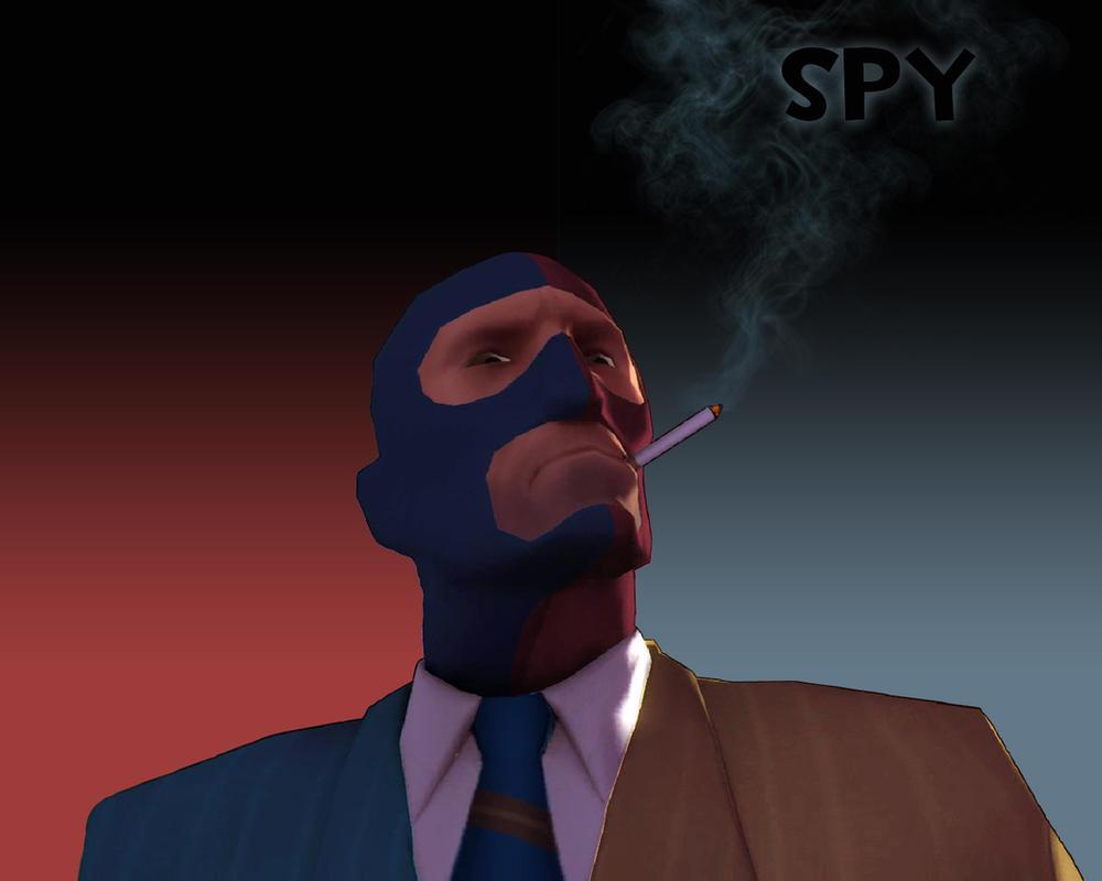 Tf2 Spray Spy Tf2 Spy by The Loiterer