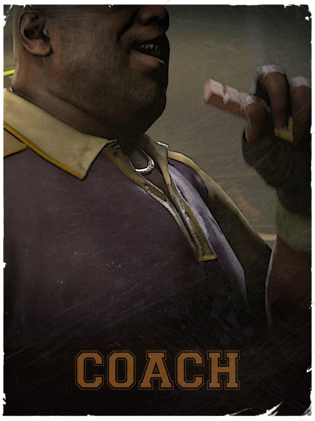 YOU IN l4d2 Coach___L4D2_vintage_poster_by_The_Loiterer