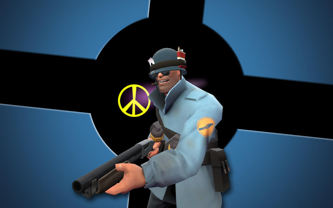 Born to Kill - Tf2 Soldier wallpaper by The-Loiterer on ...  Born to Kill - ...