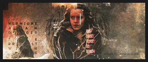 Signature / Firma | Hermione Granger.