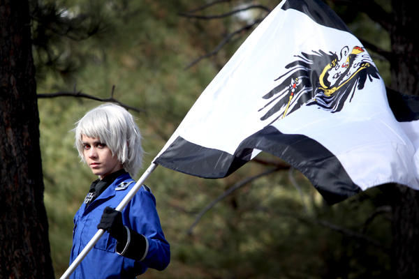 Axis Powers Hetalia: Gilbert Van Weilshmidt by OztheNekoMaster