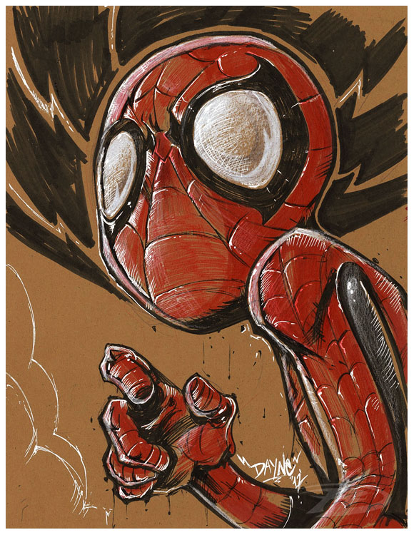 Spidey 2 by romidion