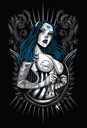 Muerte Lisa by romidion