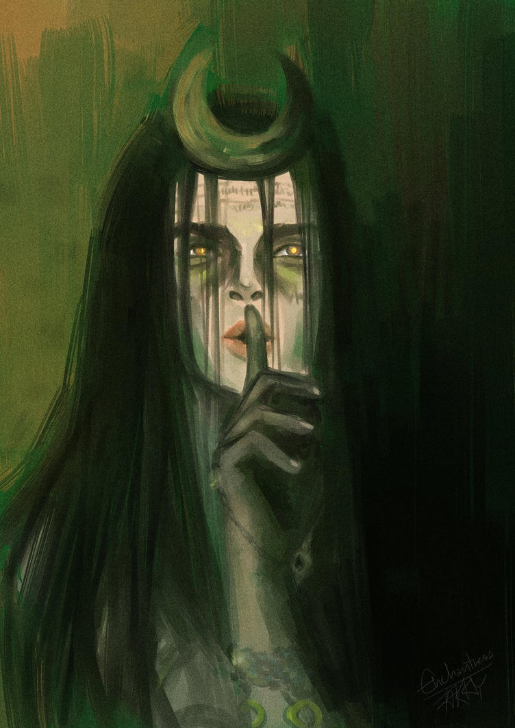 Enchantress by Alizena