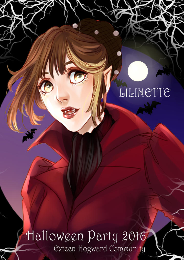 Happy Halloween by Alizena