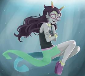Underwater by Anarkeru