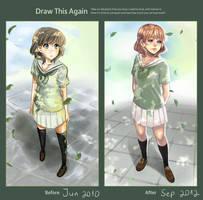 Draw This Again: Original by Anarkeru