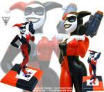 Harley Quinn - maquette sculpt