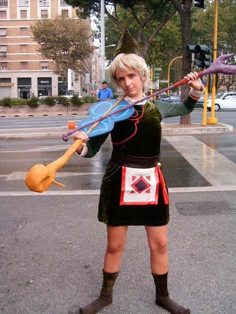 Fado cosplay by crimsontriforce