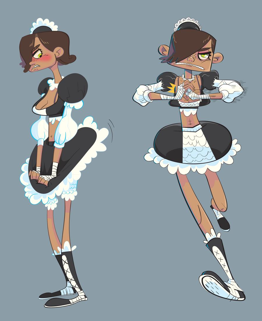 maid by creatorofall