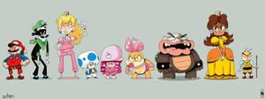 Mario Lineup