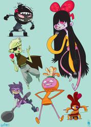 Klurfs by creatorofall