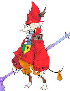 Final Fantasy IX: Rat Girl