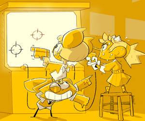 Arcade by creatorofall