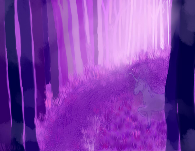 Purple Dreams by Wiffshades
