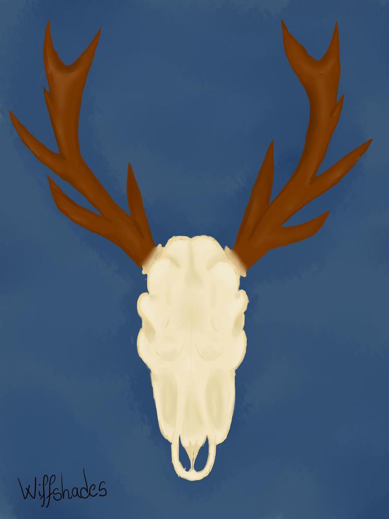 Deer by Wiffshades