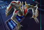 Infiltration: Valkyr Prime by Hassly