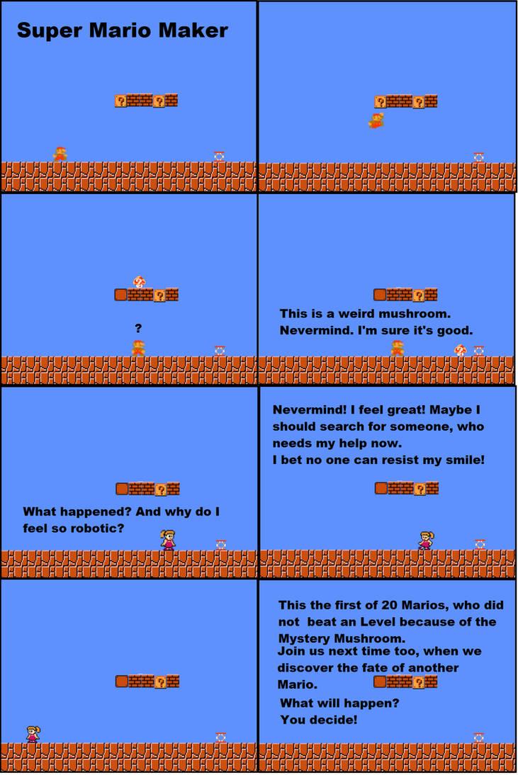 Super Mario Maker TG (1I20) Roll TG by MegaAsterix on DeviantArt