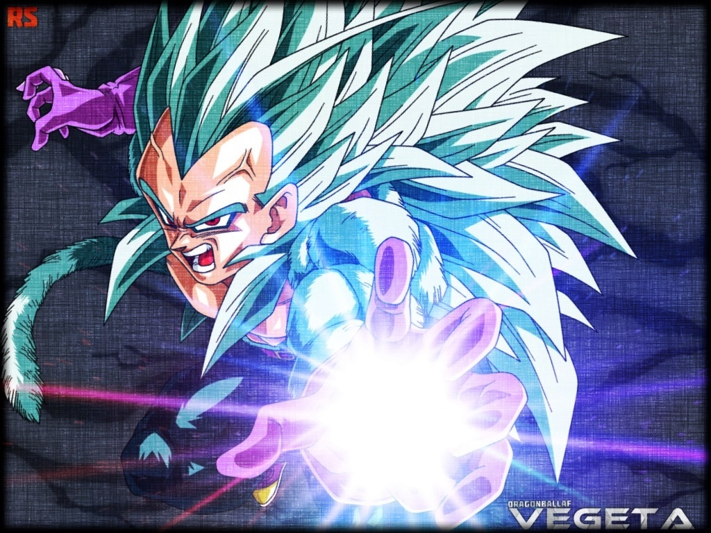Vegeta Super Saiyan 5 .:Wallpaper:. by Ray-Striker