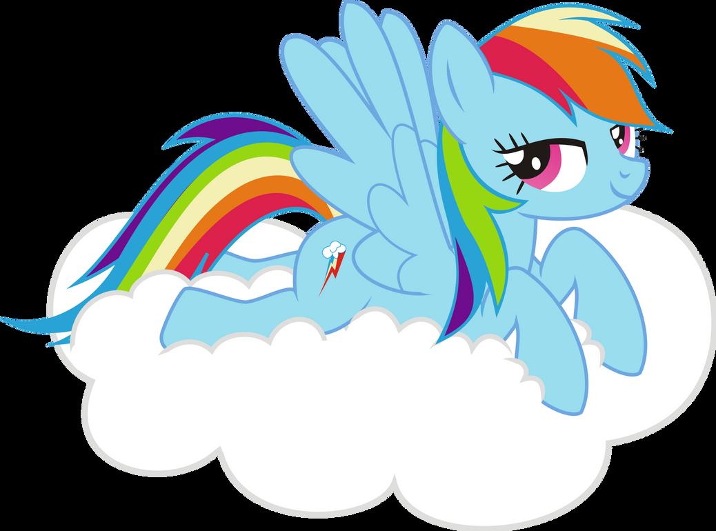 rainbow dash nude