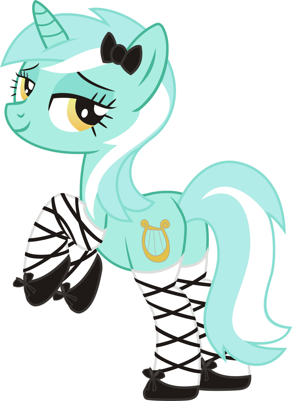 Lyra cheeky... PNG by leopurofriki