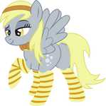 Derpy interested... PNG