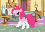 Pinkie Pie eager