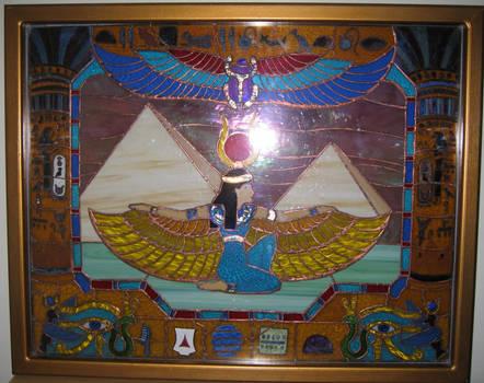 Egyptian Goddess Hathor