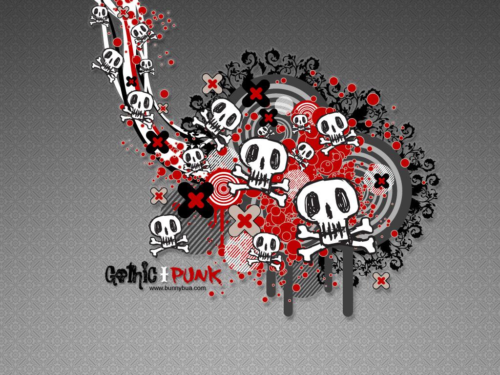 Gothic PUNK by bunnybua