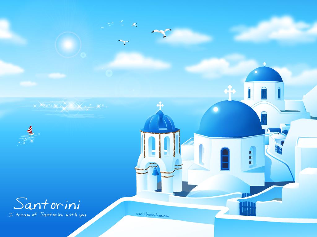 Student Greek Island Holiday