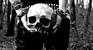 Skull and temptation
